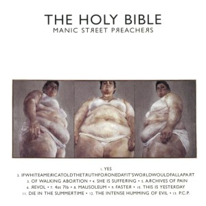 MANIC STREET PREACHERS - THE HOLY BIBLE (REMASTERED)