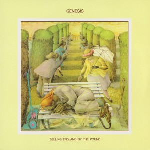 GENESIS - SELLING ENGLAND BY THE POUND (REISSUE 2018)