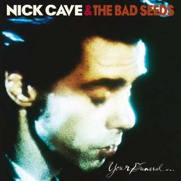 CAVE, NICK AND THE BAD SEEDS - YOUR FUNERAL MY TRIAL LP