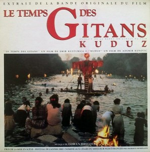 SOUNDTRACK (BREGOVIC, GORAN) - LE TEMPS DES GITANS LP