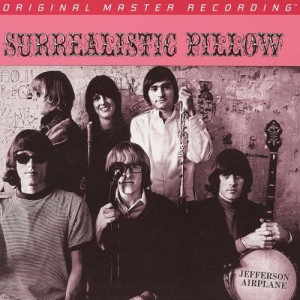 JEFFERSON AIRPLAINE - SURREALISTIC PILLOW (NUMBERED LIMITED EDITION 180G 45RPM MONO VINYL 2LP)