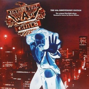 JETHRO TULL - WARCHILD - 40TH ANNIVERSARY THEATRE EDITION