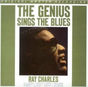 CHARLES, RAY - THE GENIUS SINGS THE BLUES (NUMBERED LIMITED EDITION 180G MONO VINYL LP)