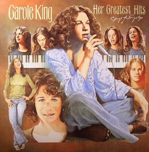 KING, CAROLE - HER GREATEST HITS