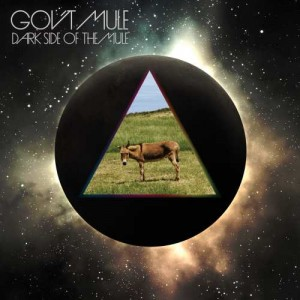 GOV'T MULE - DARK SIDE OF THE MULE LP