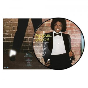 JACKSON, MICHAEL - OFF THE WALL PICTURE DISC