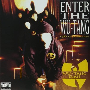WU-TANG CLAN - ENTER THE WU-TANG CLAN (36 CHAMBERS)