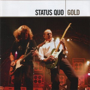 STATUS QUO - GOLD (REMASTERED)