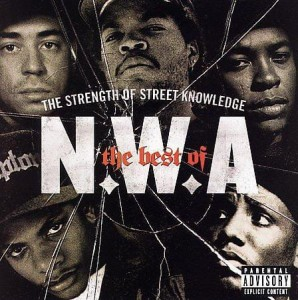 N.W.A. - THE BEST OF N.W.A