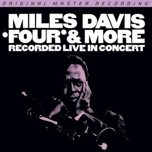 DAVIS, MILES - FOUR AND MORE (NUMBERED HYBRID SACD)