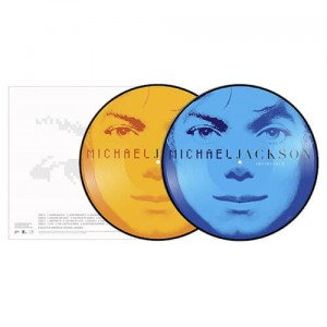 JACKSON, MICHAEL - INVINCIBLE PICTURE DISC