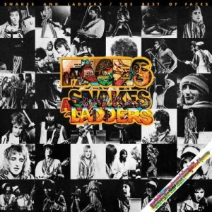 FACES, THE - SNAKES AND LADDERS: THE BEST OF FACES
