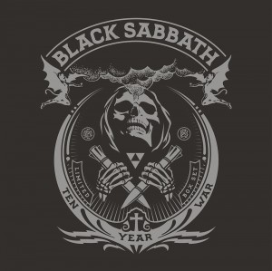 BLACK SABBATH - THE TEN YEAR WAR (8XLP+2X7' + USB STICK)