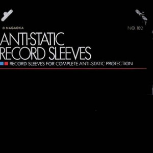 "ANTI-STATIC RECORD SLEEVES 12"" 50 SZT."