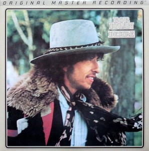 DYLAN, BOB - DESIRE (NUMBERED LIMITED EDITION HYBRID SACD)