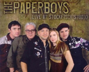 PAPERBOYS - LIVE AT STOCKFISCH STUDIO