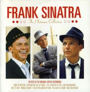 SINATRA, FRANK - THE PLATINUM COLLECTION