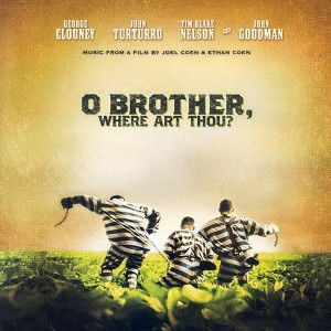 SOUNDTRACK - O BROTHER WHERE ART THOU?