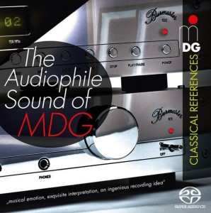 VARIOUS - AUDIOPHILE SOUND OF MDG