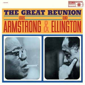 ARMSTRONG, L. & D. ELLINGTON - THE GREAT REUNION