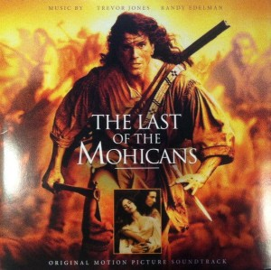 SOUNDTRACK - LAST OF THE MOHICANS