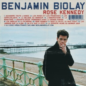 BIOLAY, BENJAMIN - ROSE KENNEDY