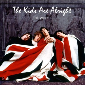 WHO - THE KIDS ARE ALRIGHT 2 LP LTD. (RSD)