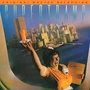 SUPERTRAMP - BREAKFAST IN AMERICA (NUMBERED LIMITED EDITION 180G VINYL LP)
