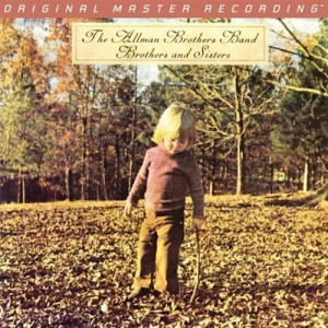 ALLMAN BROTHERS BAND - BROTHERS AND SISTERS (NUMBERED LIMITED EDITION HYBRID SACD)
