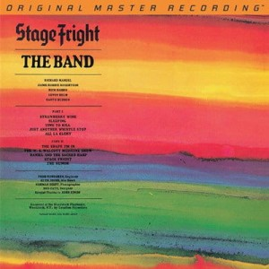 BAND, THE - STAGE FRIGHT (NUMBERED LIMITED EDITION 180G VINYL LP)