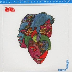 LOVE - FOREVER CHANGES (NUMBERED LIMITED EDITION 45RPM 180G VINYL 2LP)
