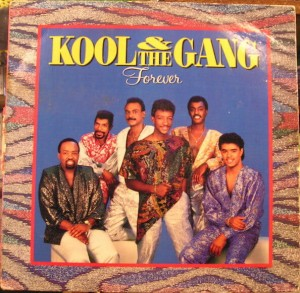 KOOL & THE GANG - FOREVER (cut out)