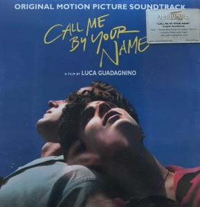 SOUNDTRACK - CALL ME BY YOUR NAME