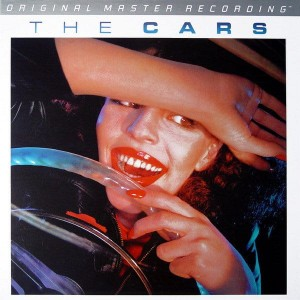 CARS - THE CARS (NUMBERED LIMITED EDITION 180G VINYL LP)