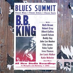 KING, B.B. - BLUES SUMMIT