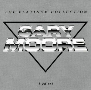 MOORE, GARY - THE PLATINUM COLLECTION