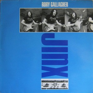 GALLAGHER, RORY - JINX (REMASTERED) LP