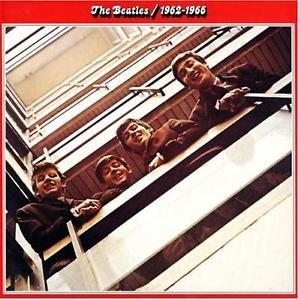 BEATLES, THE - BEATLES 1962-1966 (RED)