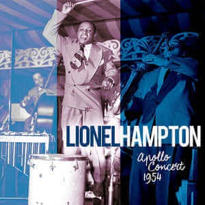 HAMPTON, LIONEL - APOLLO CONCERT 1954