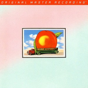 ALLMAN BROTHERS BAND - EAT A PEACH (NUMBERED LIMITED EDITION HYBRID SACD)