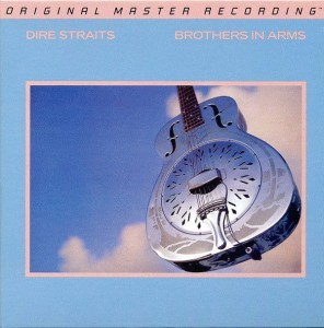 DIRE STRAITS - BROTHERS IN ARMS (NUMBERED LIMITED EDITION HYBRID SACD)