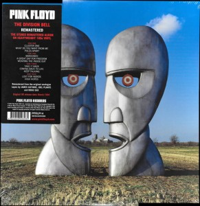 PINK FLOYD - THE DIVISION BELL (2011 REMASTERED)