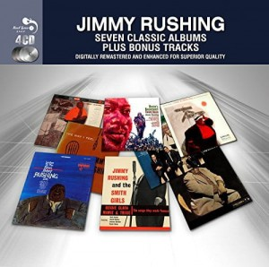 RUSHING, JIMMY - SEVEN CLASSIC ALBUMS