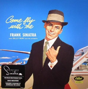 SINATRA, FRANK - COME FLY WITH ME LTD. LP