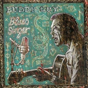 GUY BUDDY - BLUES SINGER
