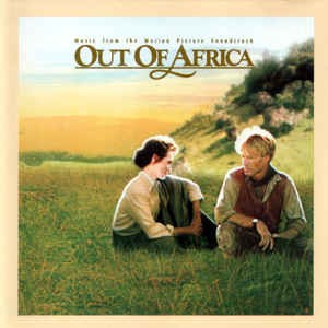 SOUNDTRACK - OUT OF AFRICA