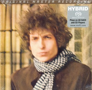 DYLAN, BOB - BLONDE ON BLONDE (NUMBERED LIMITED EDITION HYBRID SACD)
