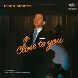 SINATRA, FRANK - CLOSE TO YOU LP LTD.