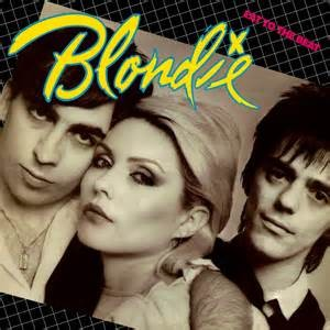 BLONDIE - EAT TO THE BEAT LP