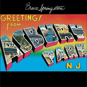 SPRINGSTEEN, BRUCE - GREETINGS FROM ASBURY PARK, N.J.